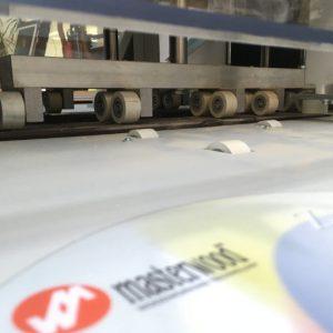 MasterWood TF100 Werkstückeinzug